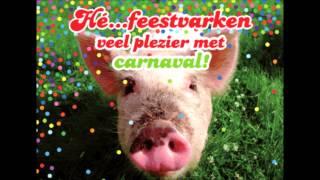 Carnaval het feest team Jan Klaasen/malle babbe/ dag zuster Ursela