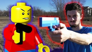 LEGO meets Minecraft