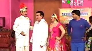 New Thakur and Nasir Chinyuti Pakistani Stage Drama Full Comedy Funny Play width=