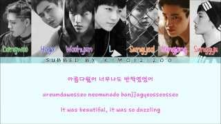 Infinite - Diamond [Hangul/Romanization/English] Color & Picture Coded HD