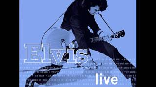 Elvis Presley-Johnny B.Goode/Live