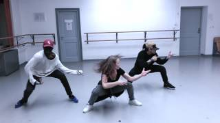 ISABELLA LARKA - Johnny 500 x AfroTura (Defs) Original Mix // Choreography