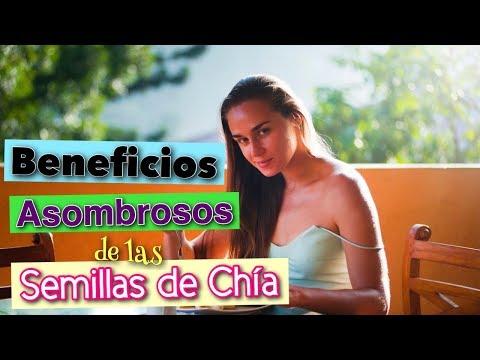 Chia Propiedades y Beneficios - SEMILLAS DE CHÍA  - Vídeo