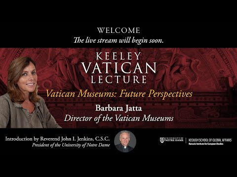 """2021 - """"Vatican Museums: Future Perspectives"""""""