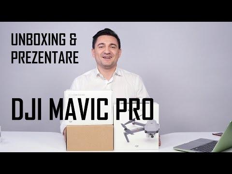 UNBOXING & REVIEW - DJI MAVIC PRO + CONTROLLER
