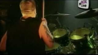 "03. Staind ""Pressure"" Live Grunspan Hamburg 20 08 01"
