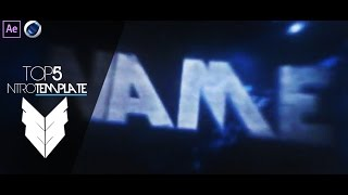 TOP 5 Intro Template #17 Cinema4D,After Effects CS4 + Free Download