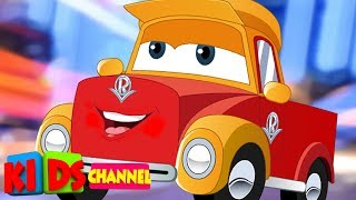 🔴 Super Car Royce Cartoons For Children | Stories For Babies | Kids Channel width=