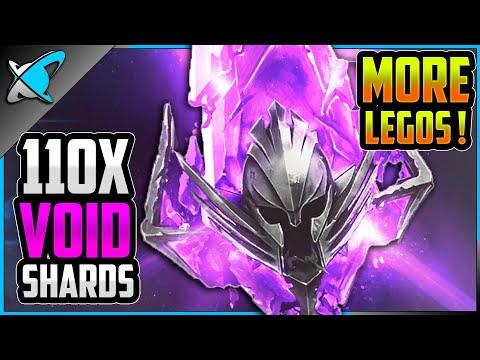 I GOT EVEN MORE LEGOS !!! | 2X Void Event | RAID: Shadow Legends