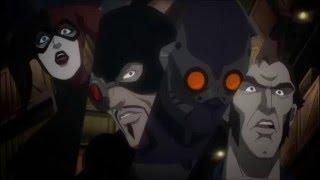 Batman: Assault on Arkham [AMV] Takedown