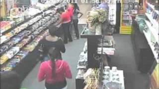 EXCLUSIVE Video Footage of shoplifting at Trincity Mall, Trinidad