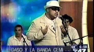 DASO LIVE ON TELEMUNDO 47 QUE FACIL MUSICA TROPICAL CARIBENA TROPICAL CARIBBEAN 2012