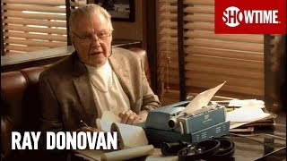 Ray Donovan | Jon Voight on Mickey's Screenwriting Career | Season 5
