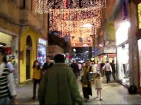 Trabzon -  Uzun Sokak - Aksam Vakti