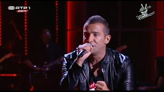 "Rui Drumond - ""Demons"" Imagine Dragons - The Voice Portugal - Gala 4"