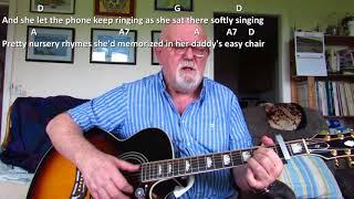 Guitar: Ballad Of Lucy Jordan (Including lyrics and chords)