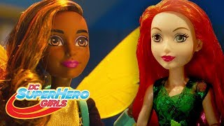 Cheer Up Challenge! | What Would DC Super Hero Girls Do?