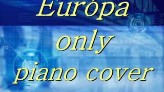 Varga Miklós : Europa only piano cover 640
