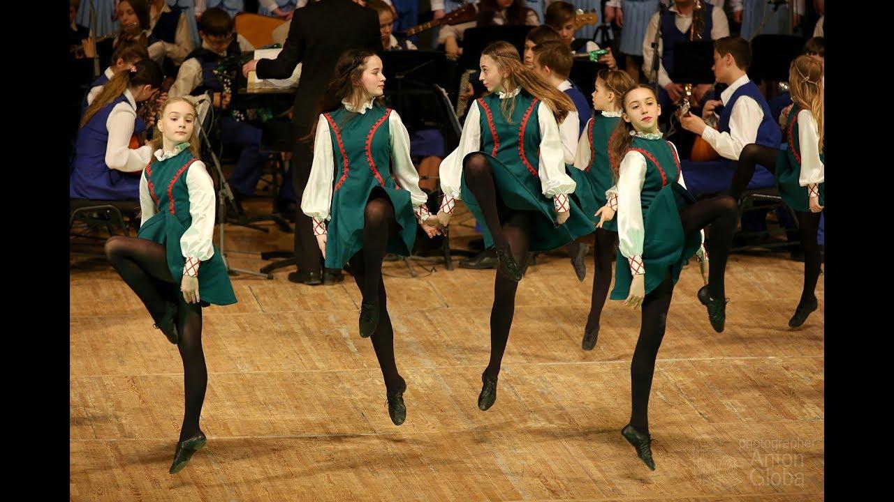 "Irish Dance ""WALKING ON STONES"""