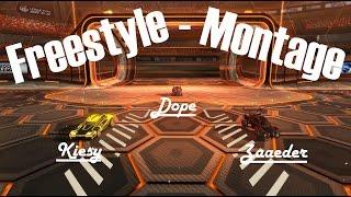 Freestyle Montage - Rocket League | Krome