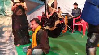 Kallu-ne stege shows me gaya vivah geet-अगल से चुमहिह