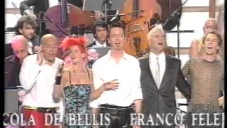 Monica Naranjo - All You Need Is Love (Live @ Pavarotti & Friends 2000)