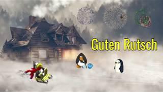 Guten Rutsch ins Neue Jahr 🍸 Lustiger Silvester Gruß..happy New Year WhatsApp Video kostenlos 2018