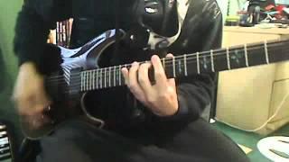 Hoobastank - Running Away (Guitar Cover)