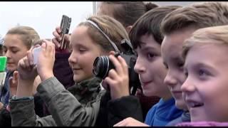Schule im Ausnahmezustand – Madcon rockt Comenius Gymnasium in Deggendorf!