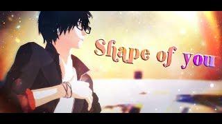 【MMD REBORN】Shape of you【Hibari】60FPS