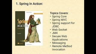 3 Best Spring Framework Books for Java Developes