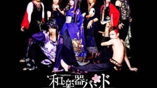 Wagakki Band (和楽器バンド) - Shinkai Shoujo (深海少女)