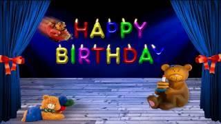 ! Musica para Feliz Aniversário ! Happy Birthday To You , Mensagem para se dedicar aniversário 2016
