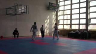 Turniej Pretendentów do Kadry Narodowej w Taekwondo Bydgoszcz 28 02 2009