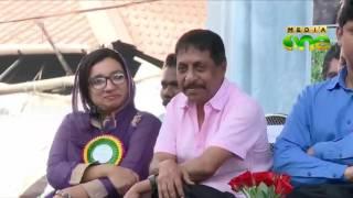 Mammootty and Sreenivasan