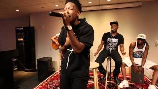 "Jacob Latimore - ""Heartbreak Heard Around The World"" (VEVO Performance)"