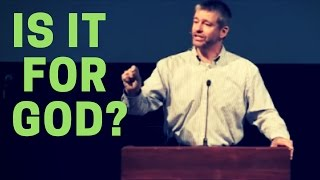 Are You Doing it for God | Paul Washer Sermon Jam