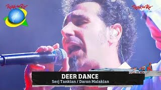 System Of A Down - Deer Dance live【Rock In Rio 2011 | 60fpsᴴᴰ】