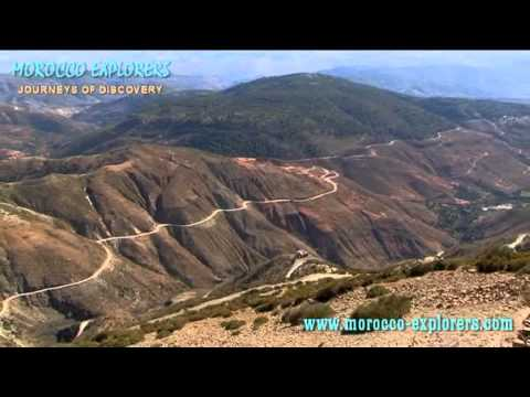 Atlas Mountains to the Sahara Desert Morocco tour