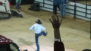 Old Town Road (Lyrics video) by lil Nas x      cowboy breakdown