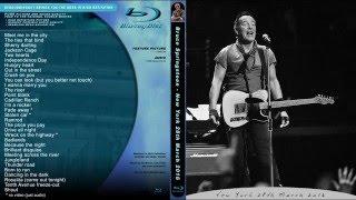 Bruce Springsteen - FULL SHOW sneak preview JUNGLELAND Madison Square Garden New York 28.3.2016