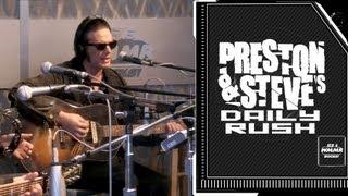 """Black Rebel Motorcycle Club - """"Hate The Taste"""" - Preston & Steve's Daily Rush"""