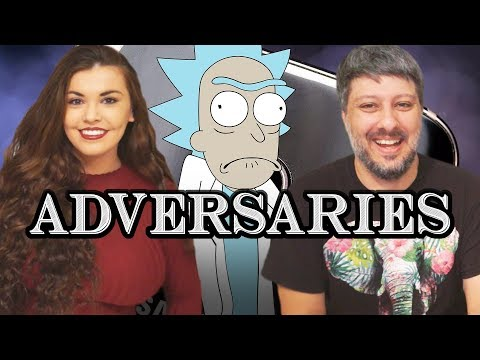 Rick and Morty and Old Spice and Samsung | Adversaries⁵⁴