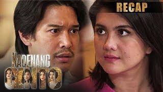 Daniela says she is pregnant | Kadenang Ginto Recap (With Eng Subs)