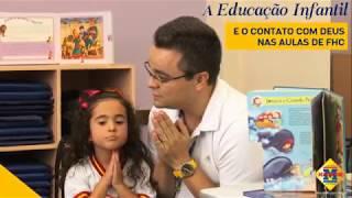Educação Infantil e o contato com Deus nas aulas de FHC