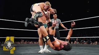Bate's amazing show of strength takes out Undisputed ERA: NXT TakeOver: Brooklyn IV (WWE Network)