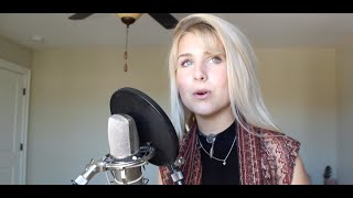 Blue - LeAnn Rimes (Cover by Samantha Howell)