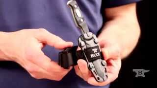 The 616 Buck Ops Boot Knife Demonstration from Buck Knives