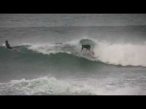insurfnews.com – J Bay Freesurf Battling the Devil Wind