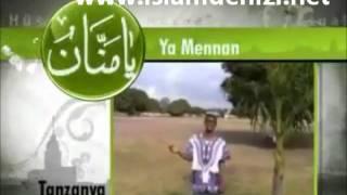 DÜNYA ÇOCUKLARI ESMA-ÜL HÜSNA'YI SÖYLÜYOR - islamdenizi.net